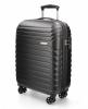 Roncato Fashion kufr Fusion malý 55/20 Spinner S Hard 4 kolečka Cabin Černá