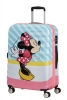 AT Dětský kufr Wavebreaker Disney Spinner 67/26 Minnie Pink Kiss