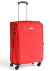 Bright Kufr Spinner M soft 4 kolečka rozšiřovatelný 67/29 red