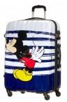 AMERICAN TOURISTER Kufr dětský Disney Spinner 75/28 Mickey kiss