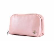 Bright Kosmetická etue perleťově růžová