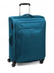 Roncato Kufr L Tribe Spinner 75/29 soft rozšiř. modro-zelený