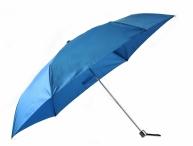 Bright Deštník mini skládací mechanický deštník modrý