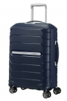 SAMSONITE Kufr Flux Spinner 55/20 Expander Cabin Navy Blue