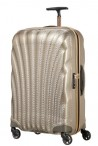 Samsonite Kufr Cosmolite 69/29 Spinner Middle Silver/Gold Ltd. Edition