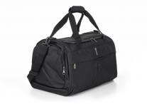 Roncato Cestovní taška Ironik Duffle S 55/30 soft Black