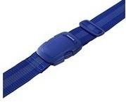 SAMSONITE Pás na kufr mechanický Luggage strap modrý