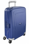 SAMSONITE Kufr S´Cure Spinner 55/20 Cabin Dark Blue