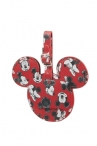 SAMSONITE Jmenovka na kufr Mickey/Minnie Red