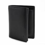Bright Pánská peněženka kožená zapínací doklady na výšku černá