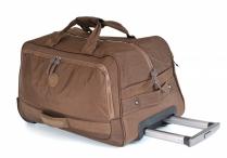 Bright so light Cestovní taška na kol. klasická lehká 56/32 M hnědá