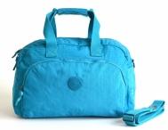 Bright so light Cestovní taška na palubu S látková modro-tyrkysová