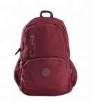 "BRIGHT Batoh na notebook 13"" Bright so light Bordo"