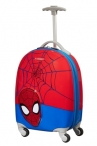 SAMSONITE Kufr dětský Disney Ultimate 2.0 Spinner 46/32 Cabin Spider-Man