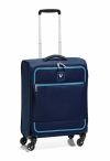 Roncato Kufr Real Light Spinner 55/20 Super light Cabin Blue