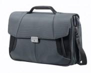 "SAMSONITE Aktovka na notebook 15,6"" XBR Briefcase 3 oddělení grey"