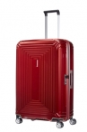 SAMSONITE Kufr Neopulse Spinner 75/28 Metallic Red