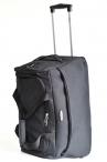 BRIGHT Cestovní taška na kolečkách Duffle wheels S 58/32 černá