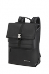 "SAMSONITE Batoh na notebook 15,6"" Asterism Leather Black"