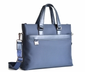 "Bright Taška na notebook 14"" Laptop bag A4 modrá"
