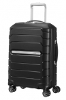 SAMSONITE Kufr Flux Spinner 55/20 Expander Cabin Black