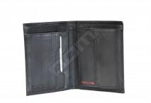 SAMSONITE Pánská peněženka PRO-DLX klasická kožená RFID černá