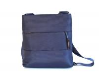 BRIGHT Fashion kapsa přes rameno velká A5 modrá