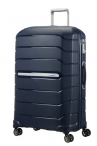 SAMSONITE Kufr Flux Spinner 75/31 Expander Navy Blue