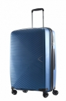 Bright Fashion Kufr Vektor 69/25 Spinner M Hard TSA  Blue