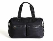 """Cestovní taška na notebook 14,1"""" Bright na palubu látková černá"""