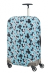 SAMSONITE Obal na kufr M Mickey/Minnie Blue