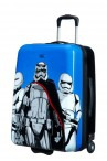 American Tourister Kufr dětský New Wonder Upright 60/22 Hard Star wars