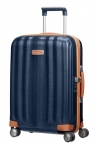 SAMSONITE Kufr Lite Cube DLX Spinner 55/20 Cabin Midnight Blue