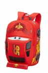 SAMSONITE Batoh dětský Disney Ultimate Backpack S+ Cars classic