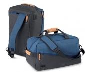 Roncato Cestovní taška - batoh Adventure soft Blue