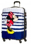 AMERICAN TOURISTER Kufr dětský Disney Spinner 75/28 Minnie kiss