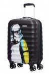 AMERICAN TOURISTER Kufr dětský Palm Valley Spinner 55/20 Star wars
