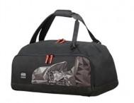 AT Dětská cestovní taška-batoh Grab´n´go Duffle 54/27 Darth Vader