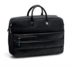 "Roncato Taška na notebook 15,6"" Boston Laptop bag 2 odd. Black"