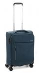Roncato Kufr Action 55/20 TSA Spinner S Cabin Rozšiřovatelný Blue