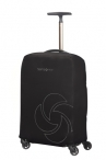 SAMSONITE Obal na kufr S Black