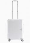 Bright Fashion Kufr Vektor 55/21 Spinner S Hard TSA Cabin White