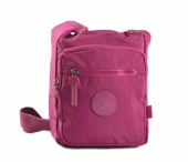 BRIGHT Crossbody kapsa Bright so light Fuchsiová