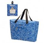 SAMSONITE Skládací taška (nákupní) Packing accessories grafiti blue