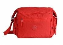 Bright so light Příruční taška S lehká látková Gym bag červená