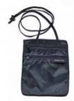 Roncato Bezpečností kapsa pod oblečení na doklady a peníze černá