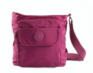 BRIGHT Crossbody kapsa A5 Bright so light Fuchsiová