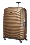 SAMSONITE Kufr Lite-shock Spinner 81/33 Sand
