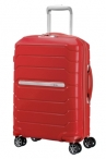 SAMSONITE Kufr Flux Spinner 55/20 Expander Cabin Red