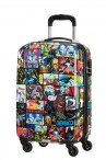 AMERICAN TOURISTER Star Wars Legends Spinner 55/20 Alfatwist na palubu